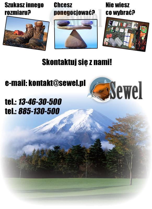 Prosimy o kontakt Sewel