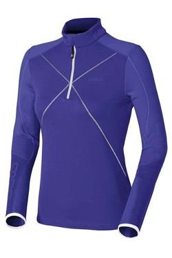 Bluza ODLO MIDLAYER 1/2 ZIP SUNDAY RIVER