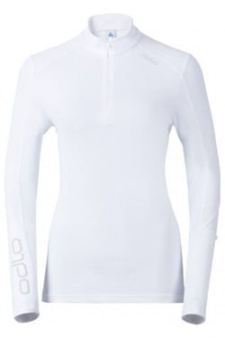 Bluza ODLO STAND-UP COLLAR L/S 1/2 ZIP SILLAN