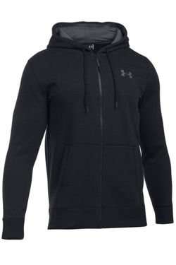 Bluza UNDER ARMOUR COLDGEAR STORM RIVAL COTTON FULL ZIP