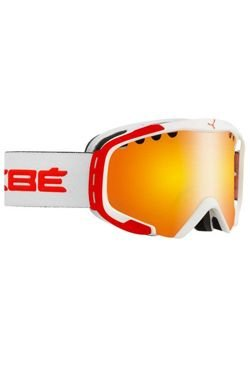 CEBE HURRICANE M White & Red Orange Flash Fire