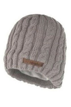 Czapka BERGHAUS KNITTED FLEECE LINED BEANIE HAT