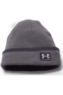 Czapka UNDER ARMOUR COLDGEAR MEN'S UA CUFF SIDELINE BEANIE