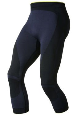 Getry ODLO 3/4 PANTS EVOLUTION WARM GREENTEC