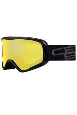 Gogle CEBE RAZOR L Black Yellow