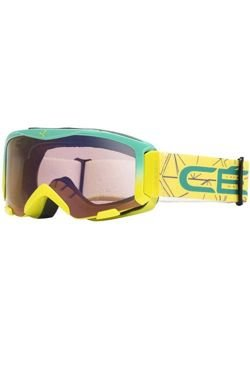 Gogle CEBE SUPER BIONIC GREEN BROWN FLASH S