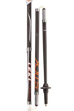 Kije Nordic-walking LEKI TRAIL STICK