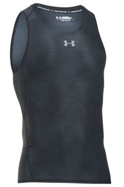 Koszulka UNDER ARMOUR HEATGEAR ARMOUR PRINTED TANK