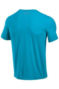 Koszulka UNDER ARMOUR HEATGEAR CHARGED COTTON SS T