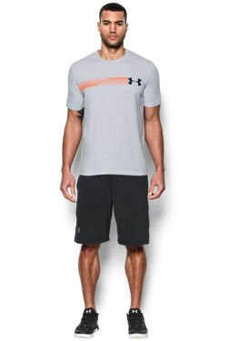 Koszulka UNDER ARMOUR HEATGEAR FAST LEFT CHEST SS T