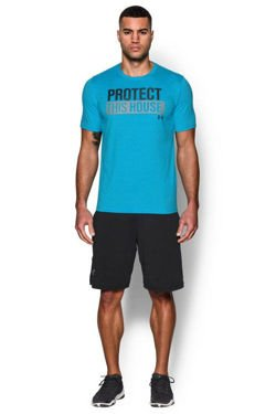 Koszulka UNDER ARMOUR HEATGEAR PTH GRAPHIC TEE