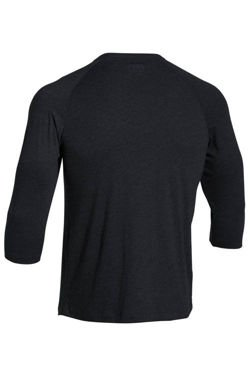 Koszulka UNDER ARMOUR HEATGEAR TRIBLEND 3/4 SLEEVE RAGLAN