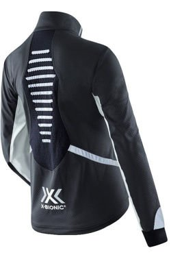 Kurtka narciarska X-BIONIC RUNNING SPHEREWIND LIGHT JACKET WOMEN