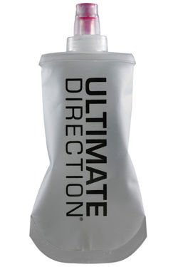 Miękki bidon 0.42 ULTIMATE DIRECTION BODY BOTTLE CLEAR