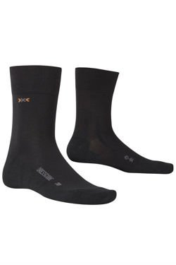 Skarpety miejskie X-SOCKS BUSINESS DRESSCODE MID