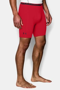 Spodenki UNDER ARMOUR HEATGEAR ARMOUR COMPRESSION SHORT