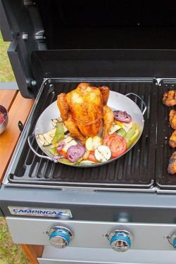 Stojak do pieczenia drobiu CAMPINGAZ CULINARY MODULAR GORMET BARBECUE POULTRY HOLDER