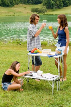 Stolik COLEMAN 6 IN 1 CAMPING TABLE