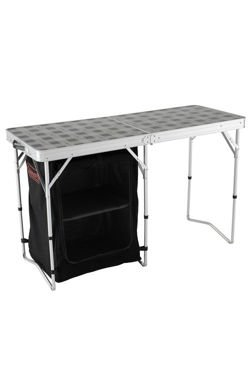 Stolik z szafką 2w1 COLEMAN CAMPING TABLE & STORAGE