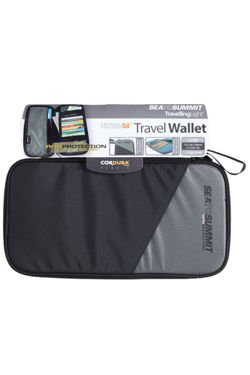 bd706fd690652 Portfel z ochroną RFID SEA TO SUMMIT TRAVEL WALLET 21504 - Sklep ...