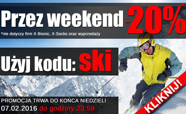 Kod Ski -20%
