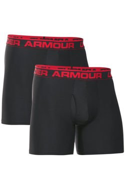 "Bokserki UNDER ARMOUR HEATGEAR ORIGINAL SERIES 6"" BOXERJOCK (Dwie Pary)"