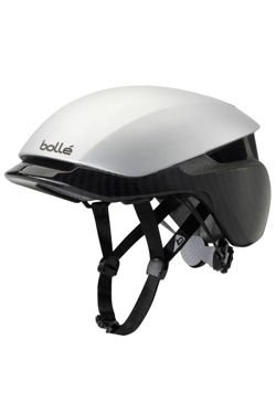 Kask rowerowy BOLLE MESSENGER PREMIUM Silver Car