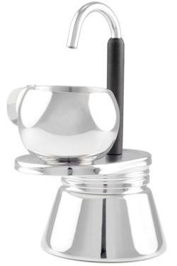 Kawiarka GSI 1 CUP STAINLESS MINI EXPRESSO