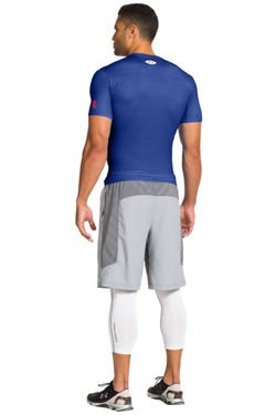 Koszulka UNDER ARMOUR HEATGEAR ALTER EGO COMPRESSION SUPERMAN