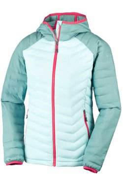 Kurtka COLUMBIA WOMEN'S POWDER LITE HOODED JACKET