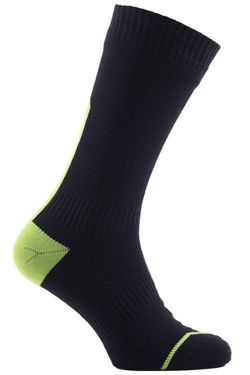 Skarpety SEALSKINZ U'S ROAD THIN MID WITH HYDROSTOP